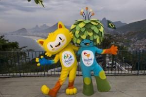 """Olimpiada """"Rio 2016"""", prezantohen maskotat"""