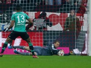 Bayerni barazon 1-1 me Schalken