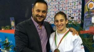 Nora Gjakova fiton medalje të bronztë në European Open