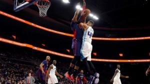 Charlotte Hornets mposht 108-101 Detroit Pistons