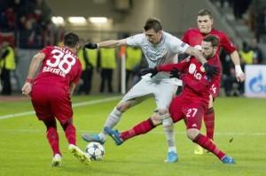Atletico Madrid eliminon Leverkusenin