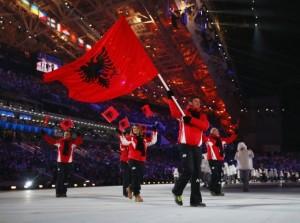 Rekordi i zi olimpik i Shqipërisë