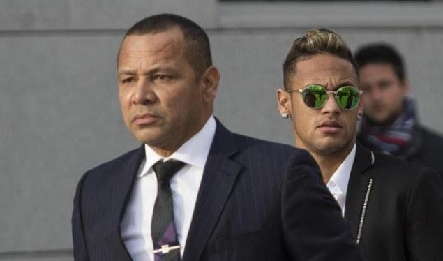 Babai i Neymar tregon se sa do t'i kushtonte klubeve tjera për ta blerë birin e tij